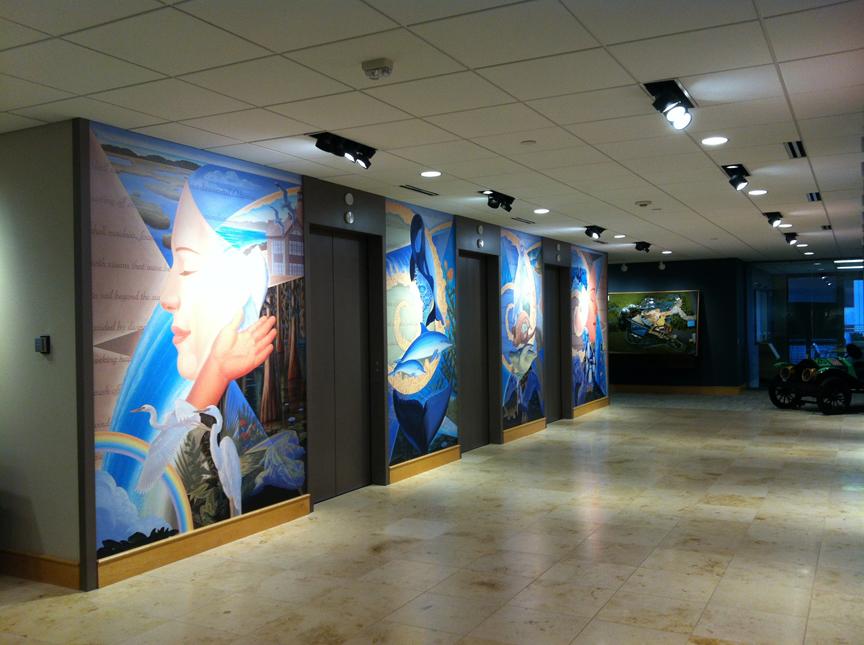 installation pics-Aqua