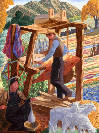 Weavers of Chimayo